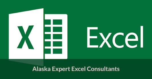 Expert Excel Consultants - Anchorage, Alaska Excel Consultants - Excel Developers - Excel macros, Excel