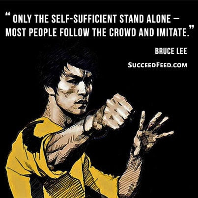 87 Bruce Lee Quotes That Will Inspire You Succeed Feed