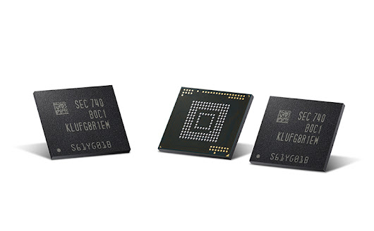 Samsung starts mass producing 512GB flash storage for mobile devices - Sammy Hub