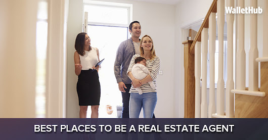 2018's Best Places to Be a Real Estate Agent