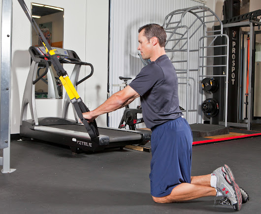 TRX Suspension Trainer Roll Out - Sean Cochran Sports Performance Training