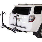 Saris Freedom Superclamp EX 2-Bicycle Rear Mount Hitch Bike Rack 4025F