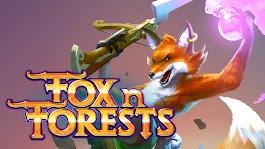 FOX n FORESTS Coming To Nintendo Switch In Spring 2018