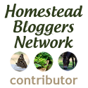 Contributor at the Homestead Bloggers Network