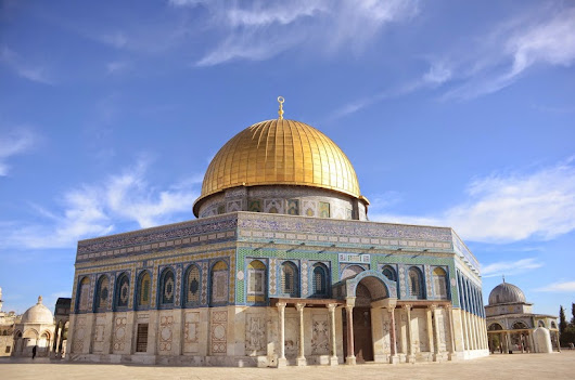 Thru the Lens: The Temple Mount in Jerusalem - The Backpacker Report