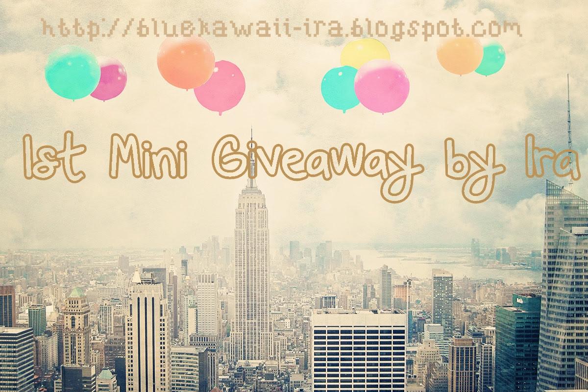 http://bluekawaii-ira.blogspot.com/2015/01/1st-mini-giveaway-by-ira.html