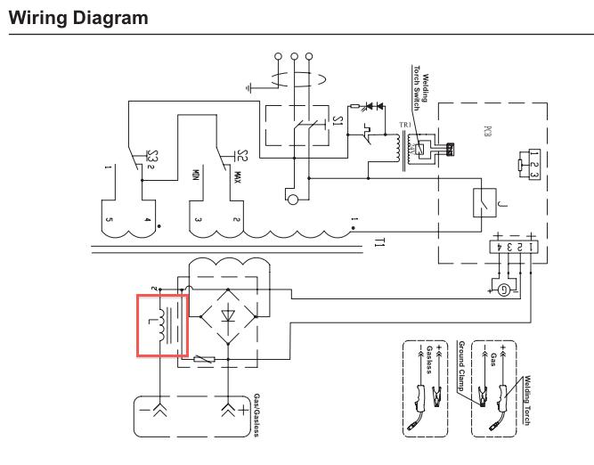 Ridgid 300 Motor Wiring Schematic