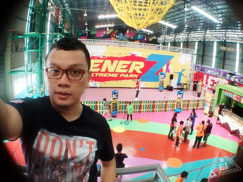 Blog Eazy Izzuddin: EnerZ Media Tour & GST Challenge Activation