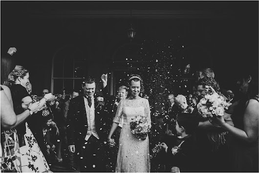 Prestwold Hall Wedding Photographs | Suzanne and Chris