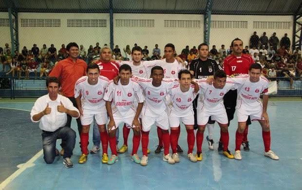 URV campeão da Taça RN de Futsal - Roberto Pereira (Foto: Wendell Jefferson/Cedida)