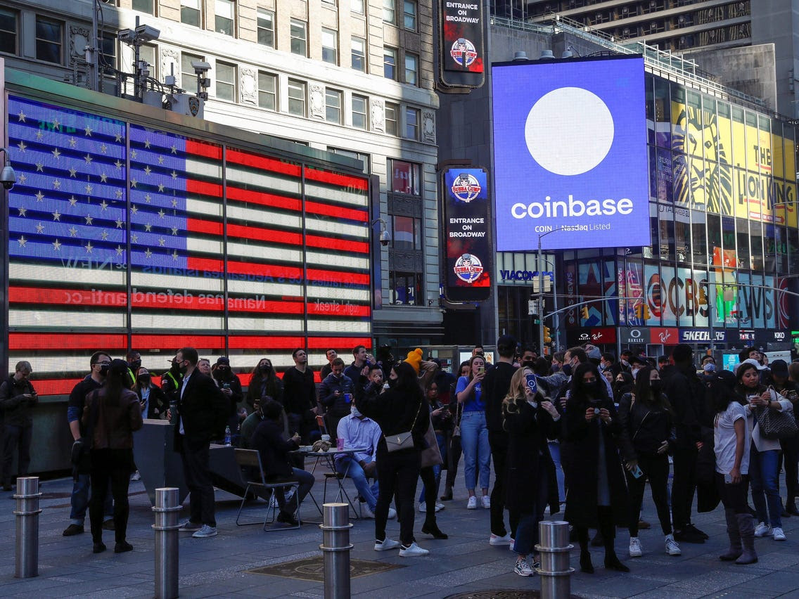 Is now the time to invest in Coinbase?