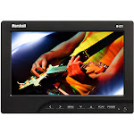 """Marshall Electronics M-CT7 7"""" LCD On-Camera HDMI Monitor with Nikon EN-EL15 Plate / Battery / Charger"""