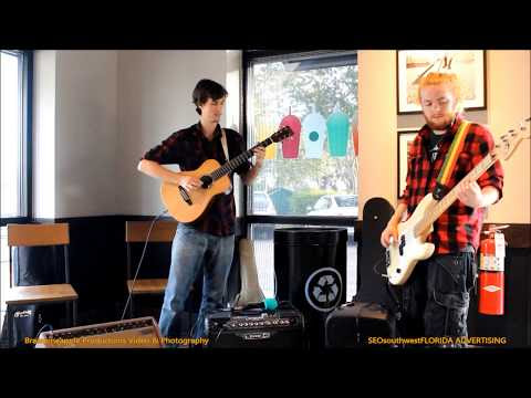 FLORIDA ADVERTISING / STARBUCKS ( Music Sessions ) Cape Coral Florida USA