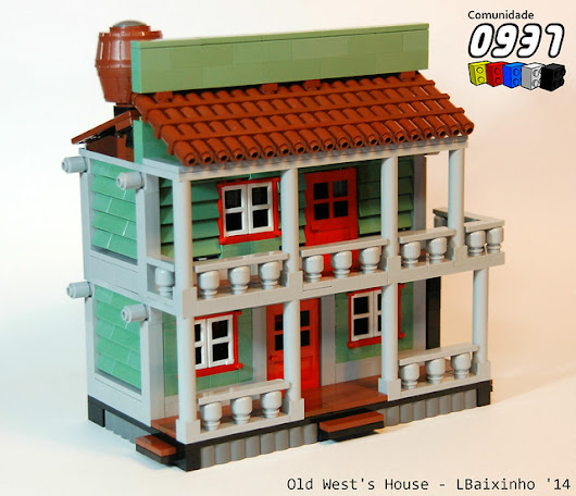 [MOC] Old West's House