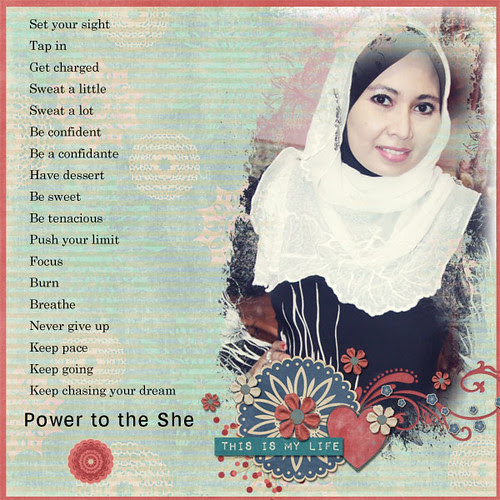 Power to the She