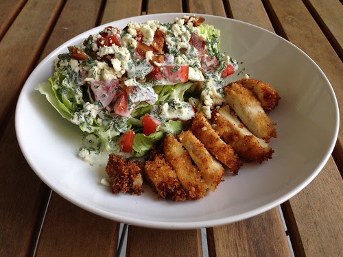 chicken BLT salad3