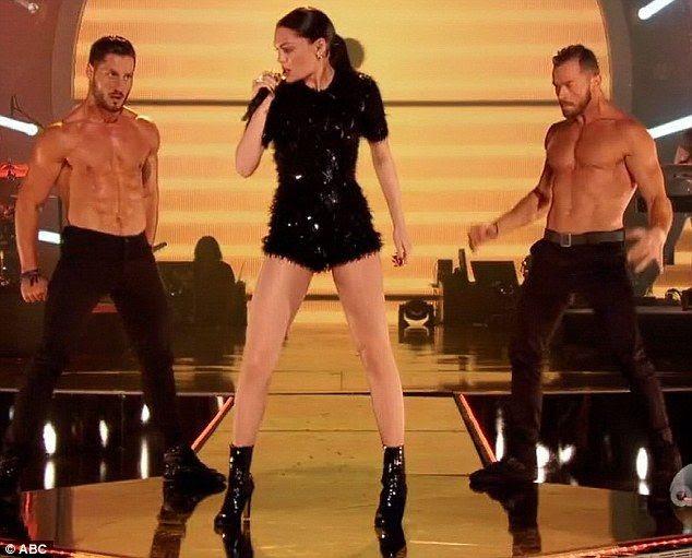Jessie J : Dancing With the Stars (October 2014) photo Jessie.jpg
