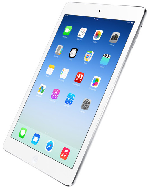 Apple announces the iPad Air, the lightest full sized tablet in the world and the new iPad Mini 2 with Retina display