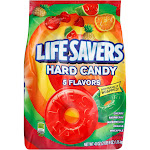 LifeSavers Hard Candy, 5 Flavors - 41 oz