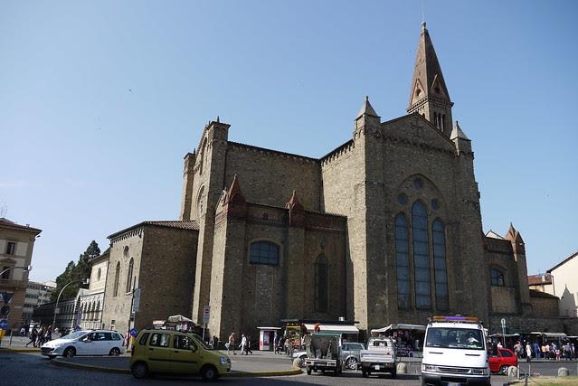 Basilica di Santa Maria Novella 福音聖母教堂