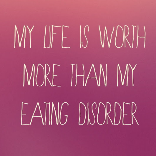 World Eating Disorders Action Day – 9 facts I want you to know about EDs.