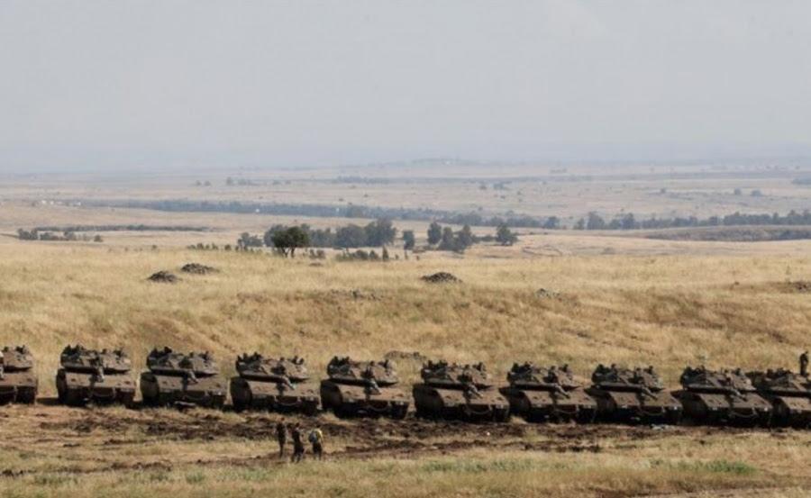 Συρία και Ισραήλ άνοιξαν ξανά το πέρασμα του Γκολάν μετά από 4 χρόνια - Σε ισχύ η συμφωνία των δύο χωρών με τον ΟΗΕ