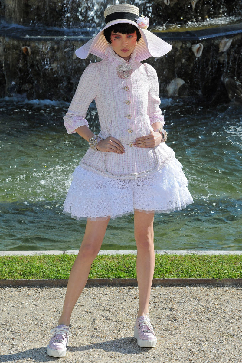 Chanel Resort 2013 Photo: GoRunway.comVisit Vogue.com for the full collection and review.