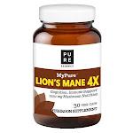 Pure Essence Labs MyPure Lion's Mane 4X 30 Caps