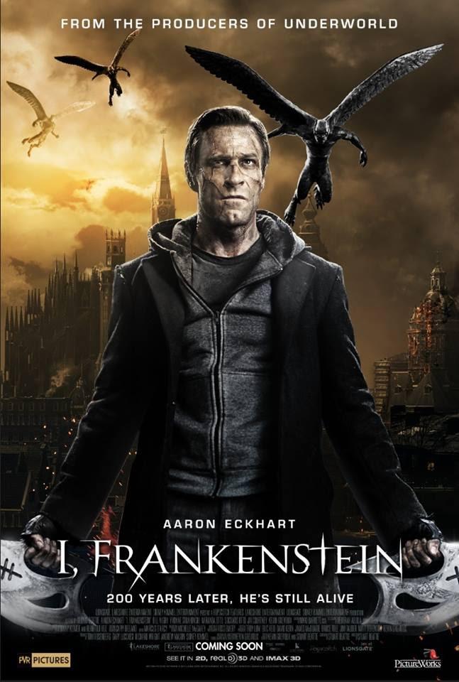 Eu, Frankenstein (2014)