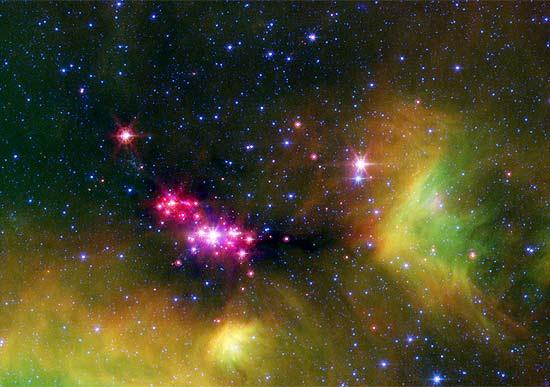 Constelação da Serpente (foto) abriga, ao que tudo indica, um planeta de diamante que orbita um pulsar