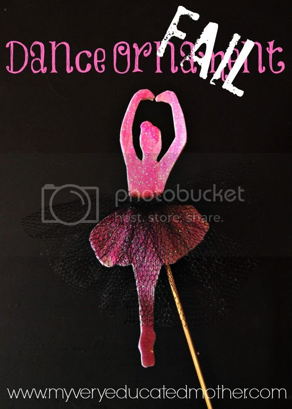 #craftfail #dance #ornament #holidays #NUO2014