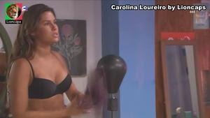 Carolina Loureiro sensual em varios momentos