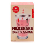Milkshake Recipe Glass - GL17