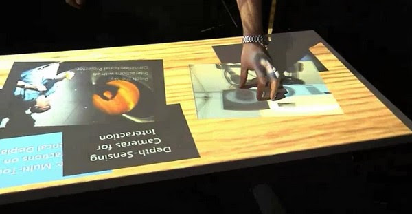 Microsoft LightSpace brings Surface (plus shadows) to any table (video)