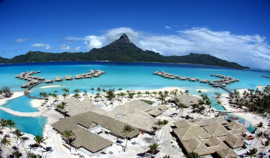 Incredible Bora-Bora Photos You Should Check Out