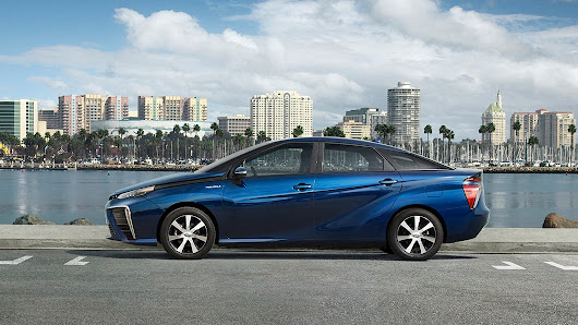 Toyota Mirai Hydrogen Fuel Cell Vehicle Review (#CleanTechnica Review) | CleanTechnica