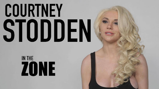 Courtney Stodden says she's bisexual, is open to dating a woman after split