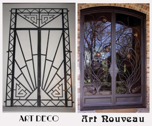 So true! Dwarves are art deco; elves are art nouveau. http ...
