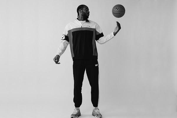94baff3f4cd Kawhi Leonard To Debut New Balance Basketball Shoe At All-Star