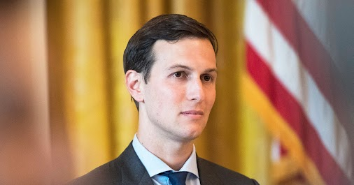 "Jared, You Got Leaked. Again. KUSHNER ON MIDDLE EAST PEACE: ""WHAT DO WE OFFER THAT'S UNIQUE? I DON'T..."