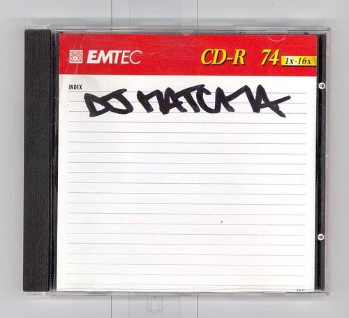 DJ Hatcha mixtape hi res