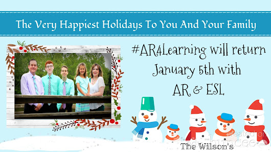 #AR4Learning - Dec 15th 2015 (with images, tweets) · KatieAnn_76