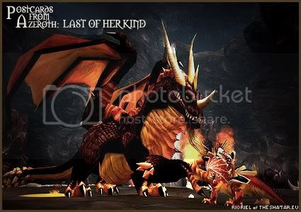 Postcards of Azeroth: Last of Her Kind