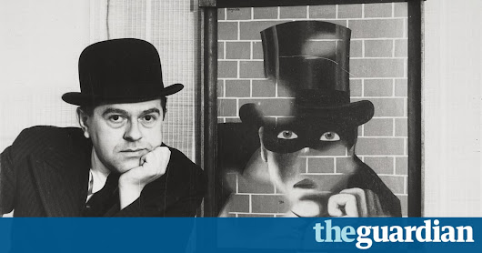 René Magritte: 130 photos featured in world-first exhibition – in pictures | Art and design | The Guardian