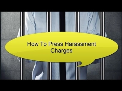 How To Press Harassment Charges | Call (647-983-6720) | saggilawfirm