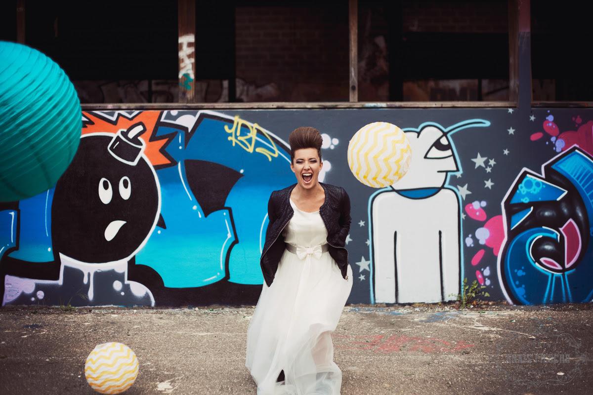 décoration mariage thème rock