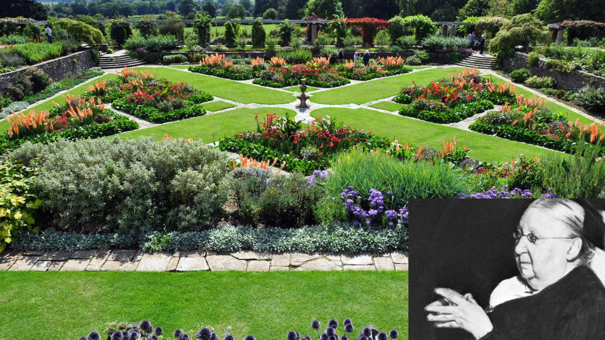 Gertrude Jekyll: sin ella el mundo sería un lugar menos bonito