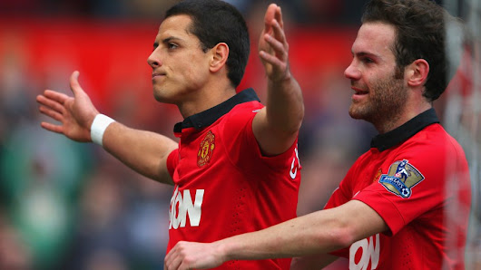 Chicharito Hernandez thankful to Jose Mourinho