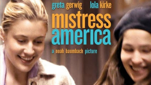 """Mistress America"" Movie Review - From Boring Start To An Eventful End. 