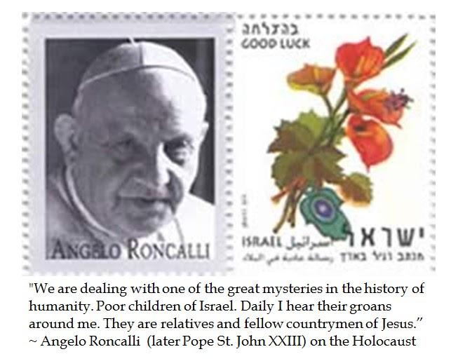 John XXIII Holocaust